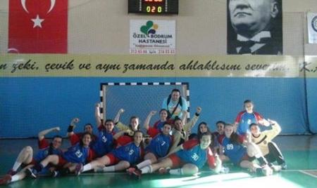 Yıldızlar Türkiye Şampiyonasında Takımımız Yarı Finalde
