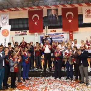 Şampiyon Kastamonu Belediyespor