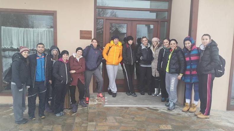 Kastamonu Belediyespor ikinci yarı hazırlıklarına başladı