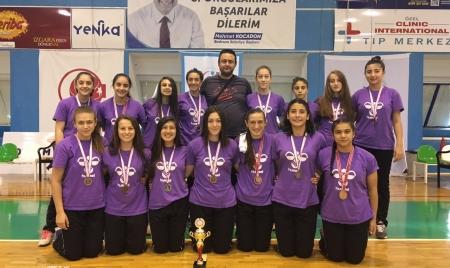 Yıldızlar Türkiye 4. Olan Kastamonu Belediyesi GSK