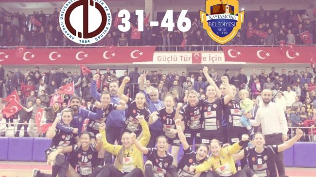Eskişehir ŞEhir Koleji 31 – 46 Kastamonu Belediye