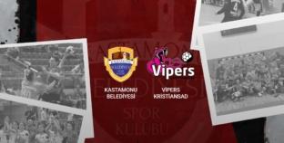Rakibimiz Vipers Kristiansand